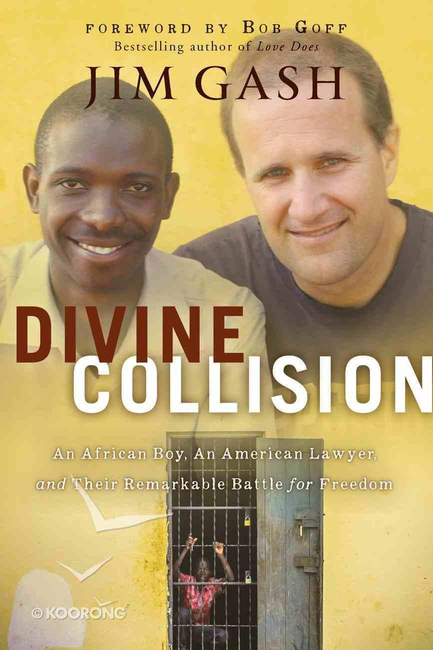 Divine Collision eBook