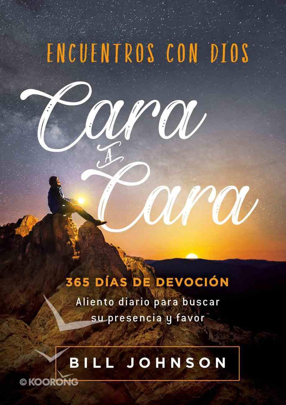 Encuentros Con Dios Cara a Cara / Meeting God Face to Face eBook