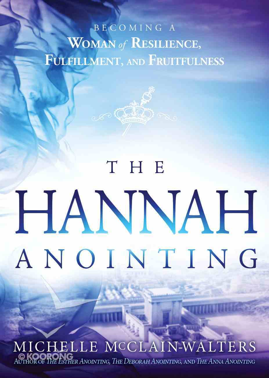 The Hannah Anointing eBook