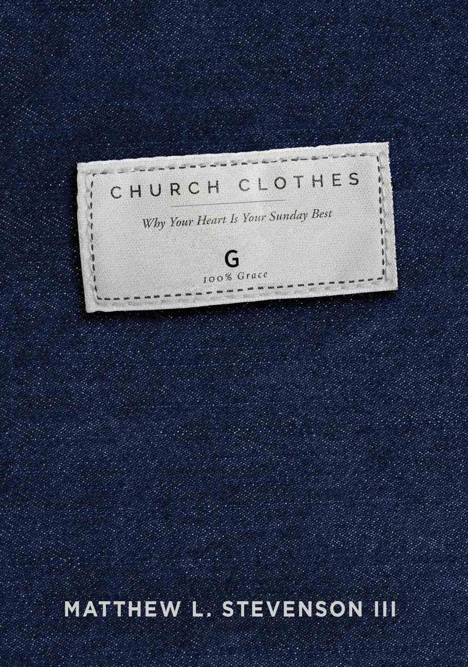 Church Clothes eBook