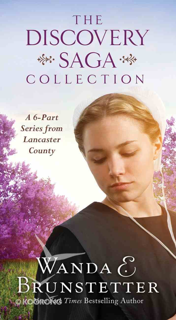 The Discovery Saga Collection (6 In 1 Fiction Series) eBook