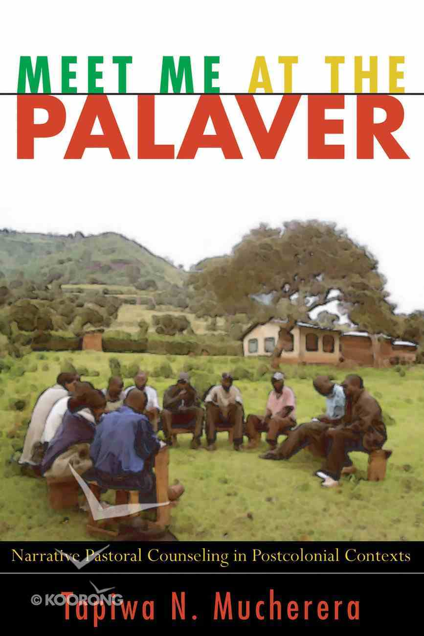 Meet Me At the Palaver eBook