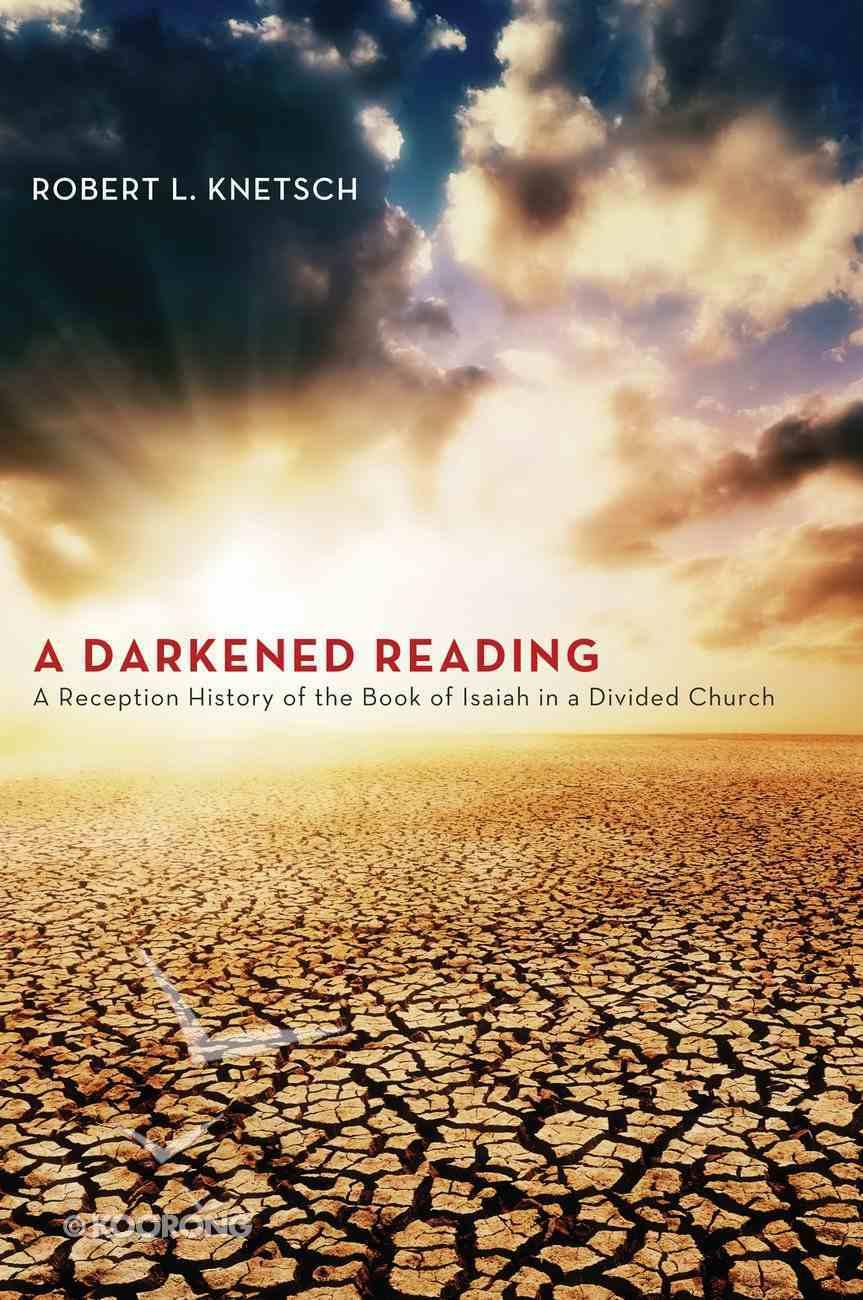 A Darkened Reading eBook