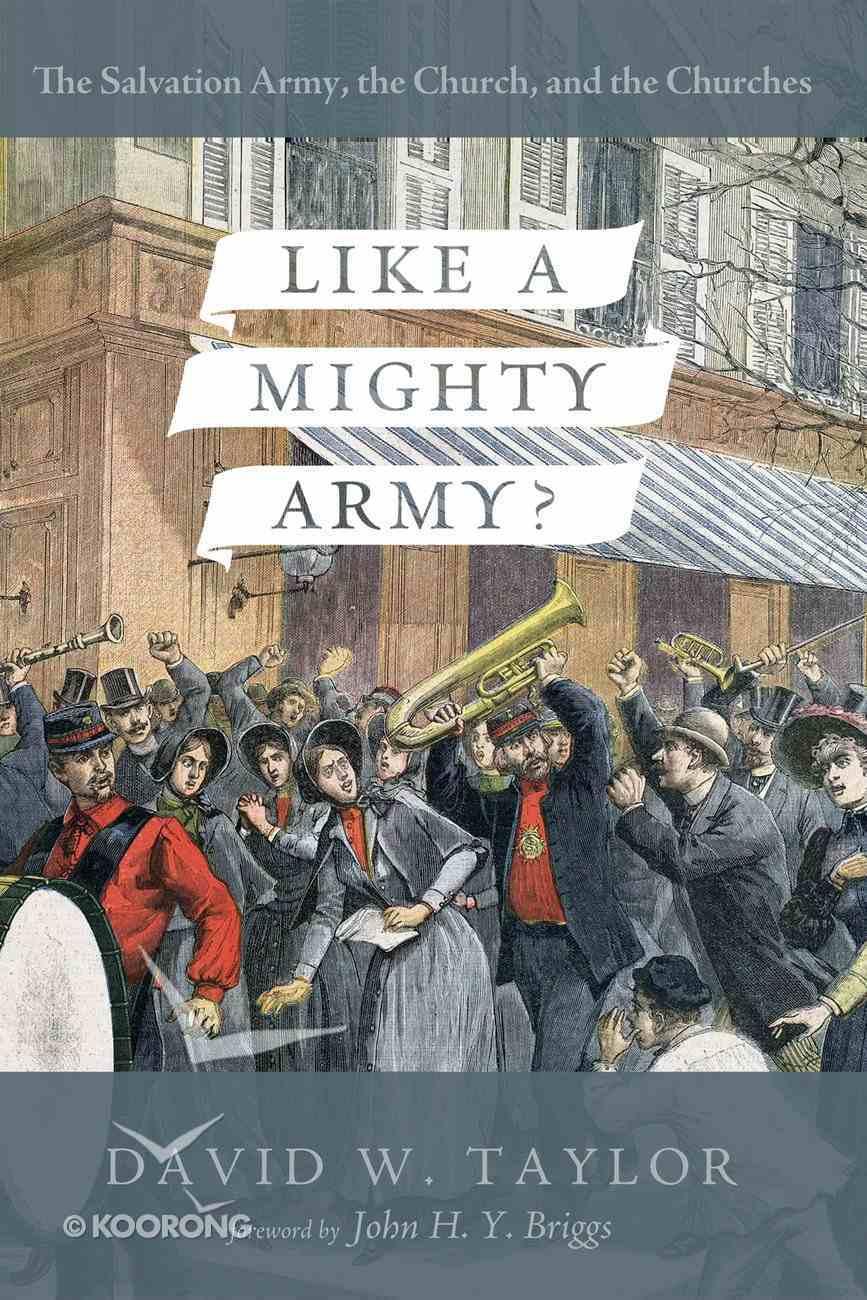 Like a Mighty Army? eBook