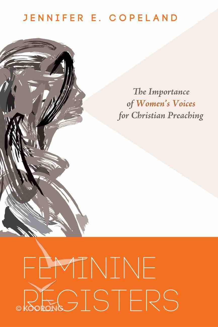Feminine Registers eBook