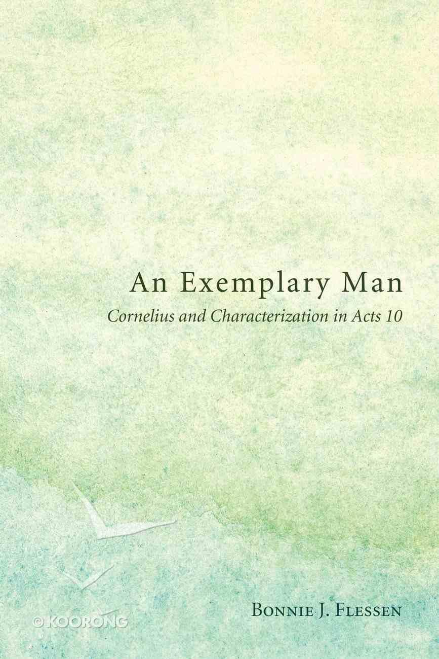 An Exemplary Man eBook