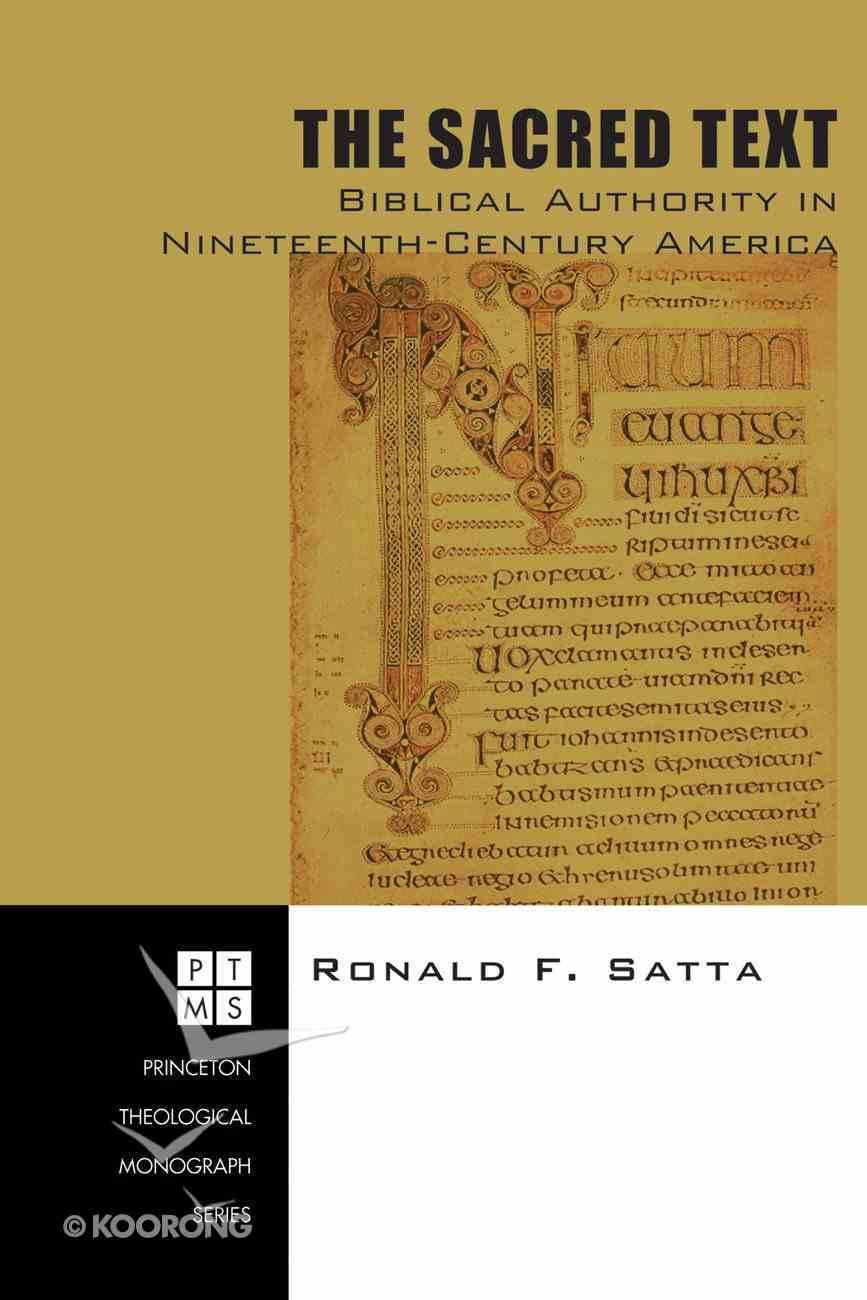 The Sacred Text eBook