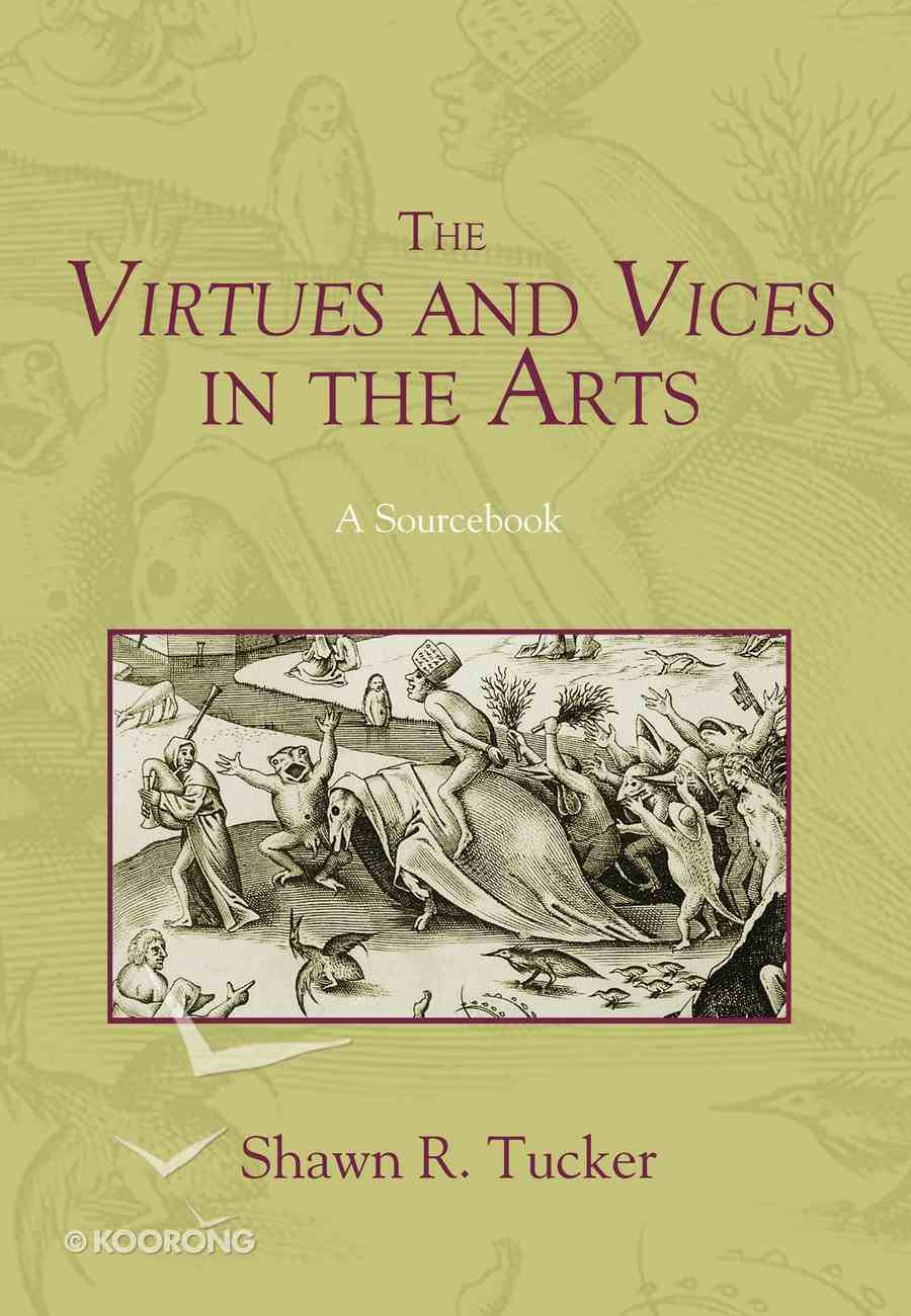 The Virtues and Vices in the Arts eBook