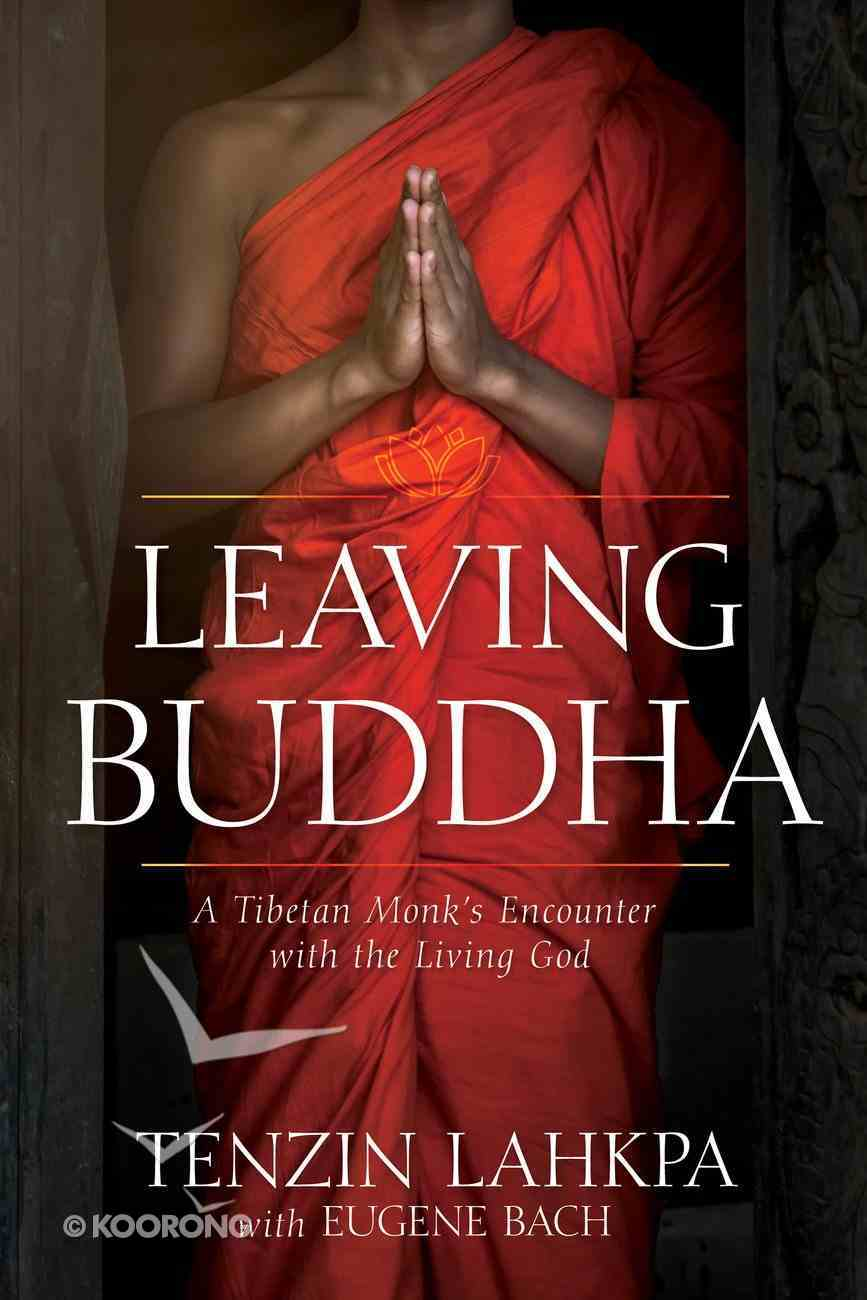 Leaving Buddha eBook