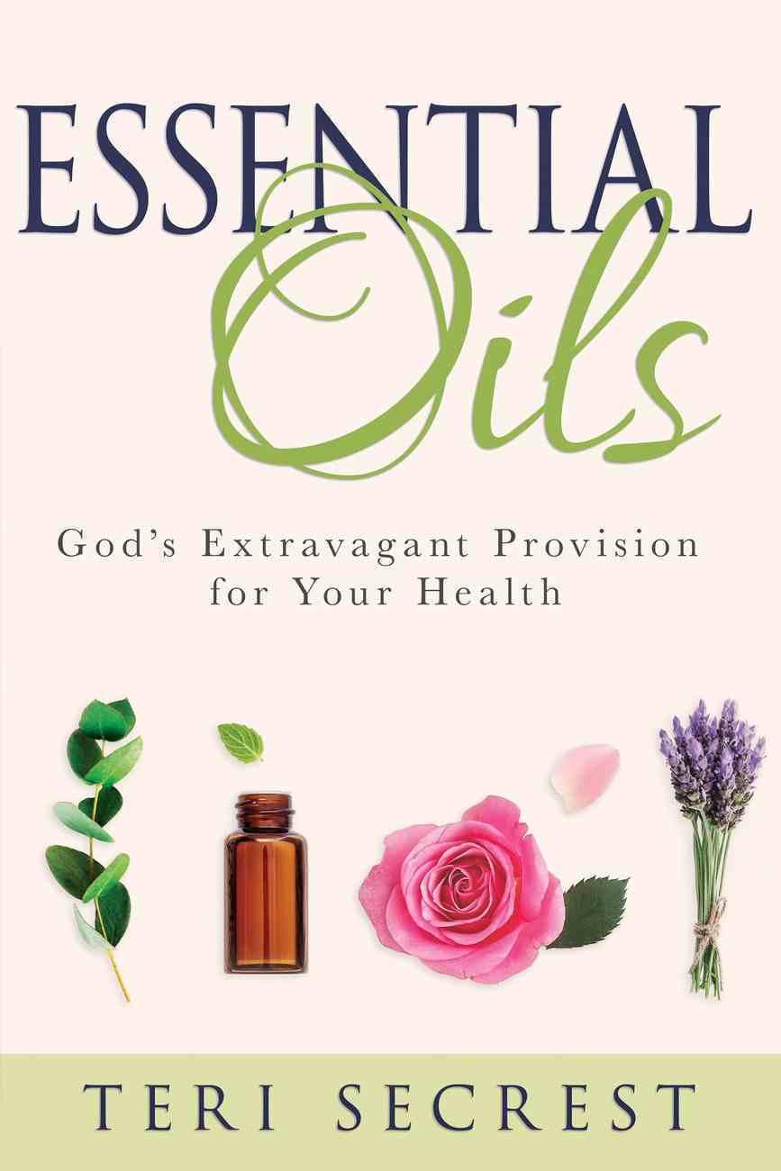 Essential Oils eBook