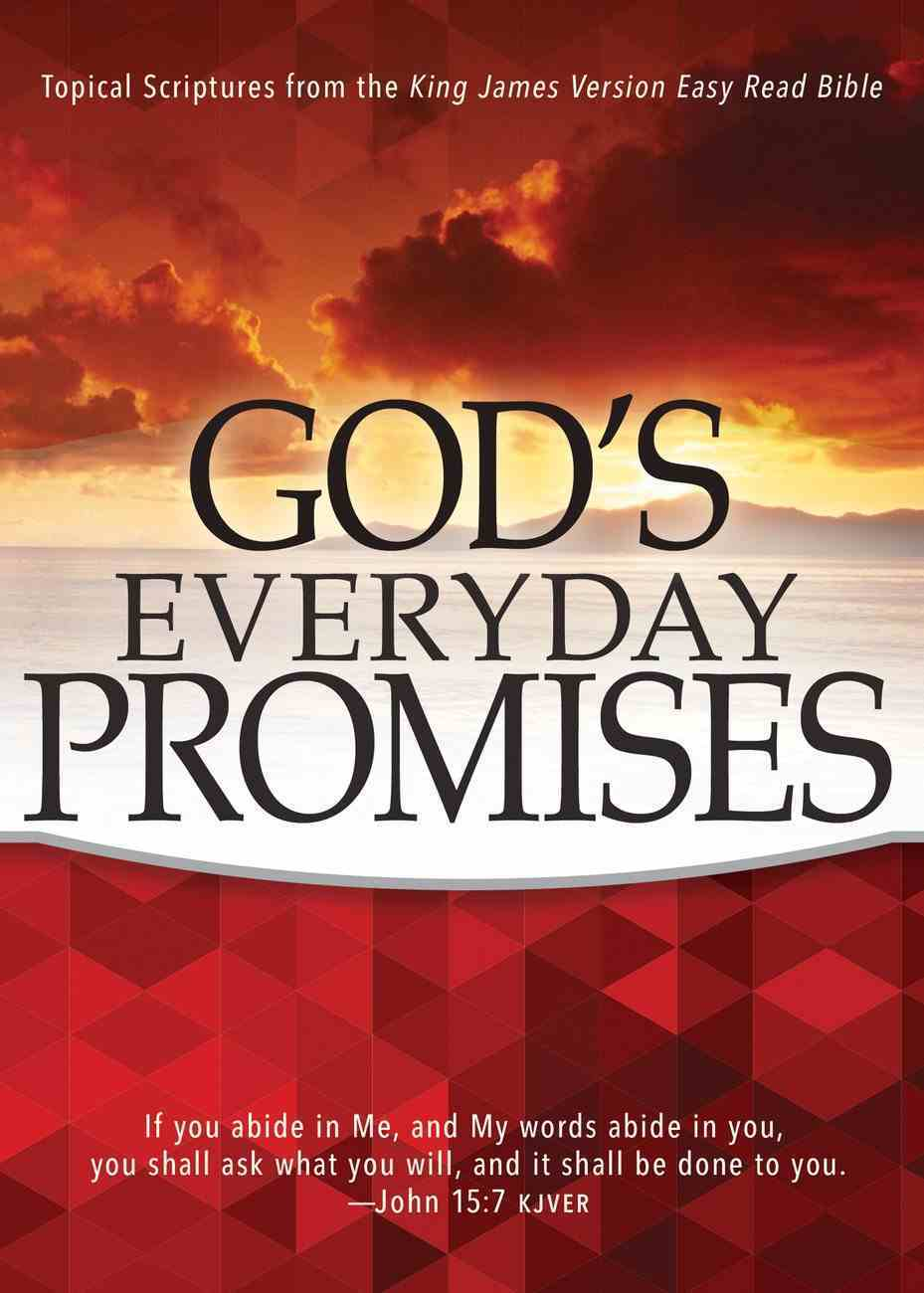 God's Everyday Promises eBook