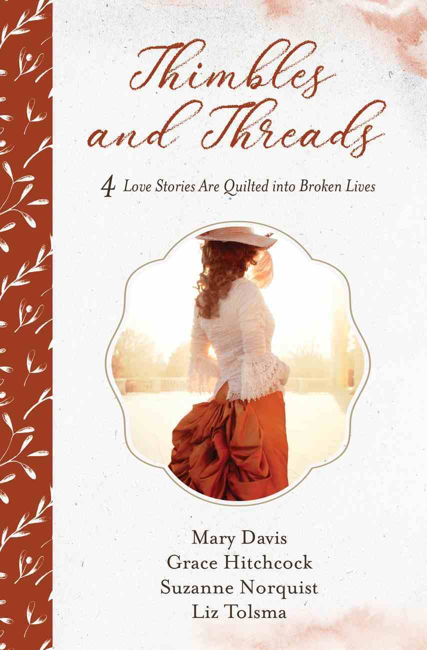 Thimbles and Threads eBook