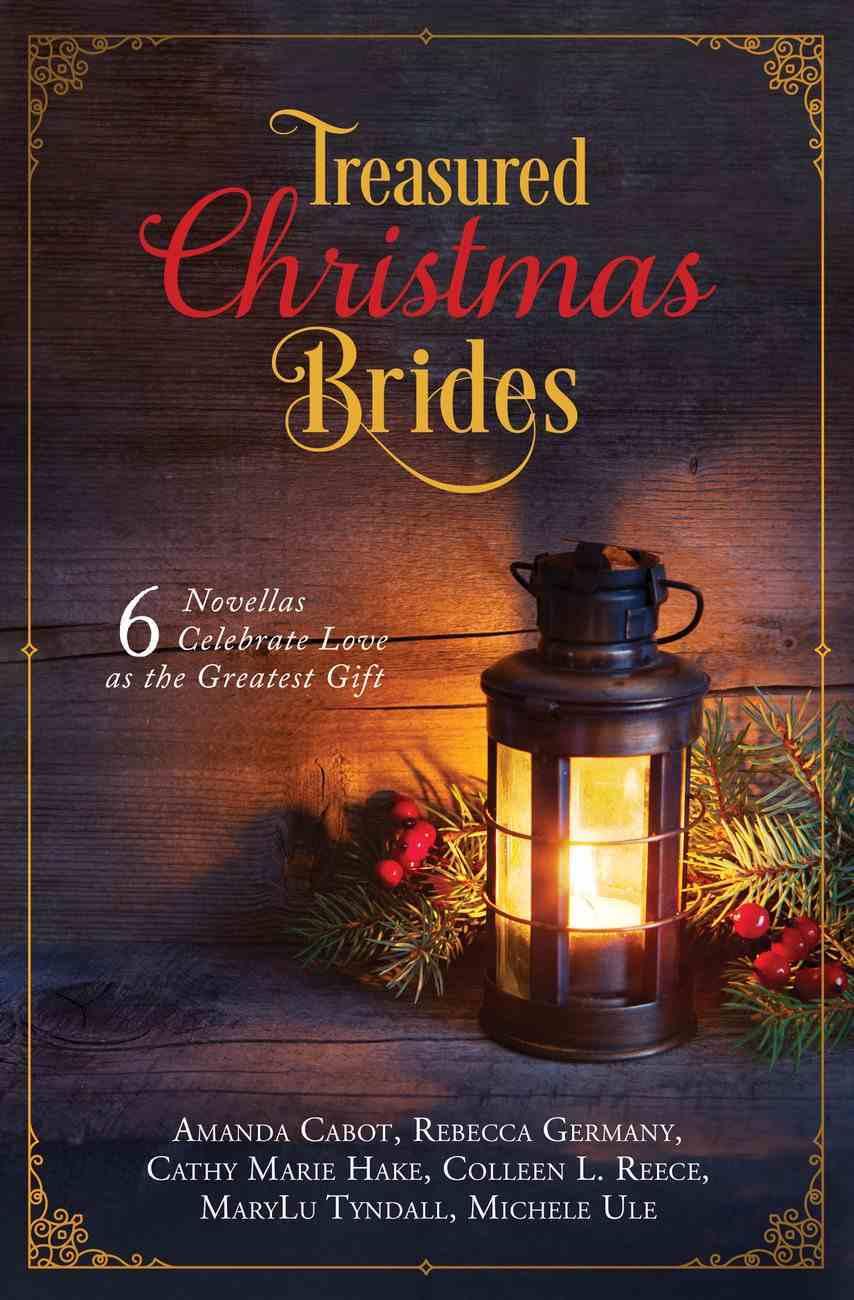 Treasured Christmas Brides eBook
