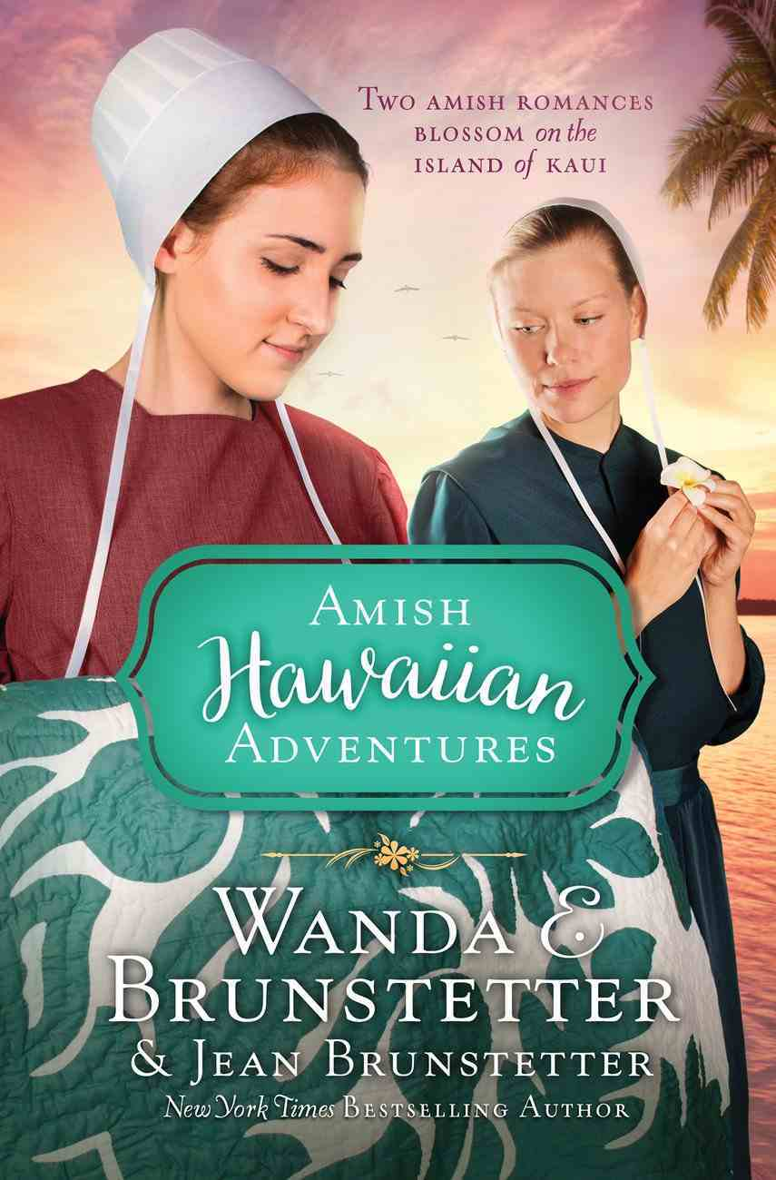 The Amish Hawaiian Adventures (#03 in Bow Street Runners Trilogy Series) eBook