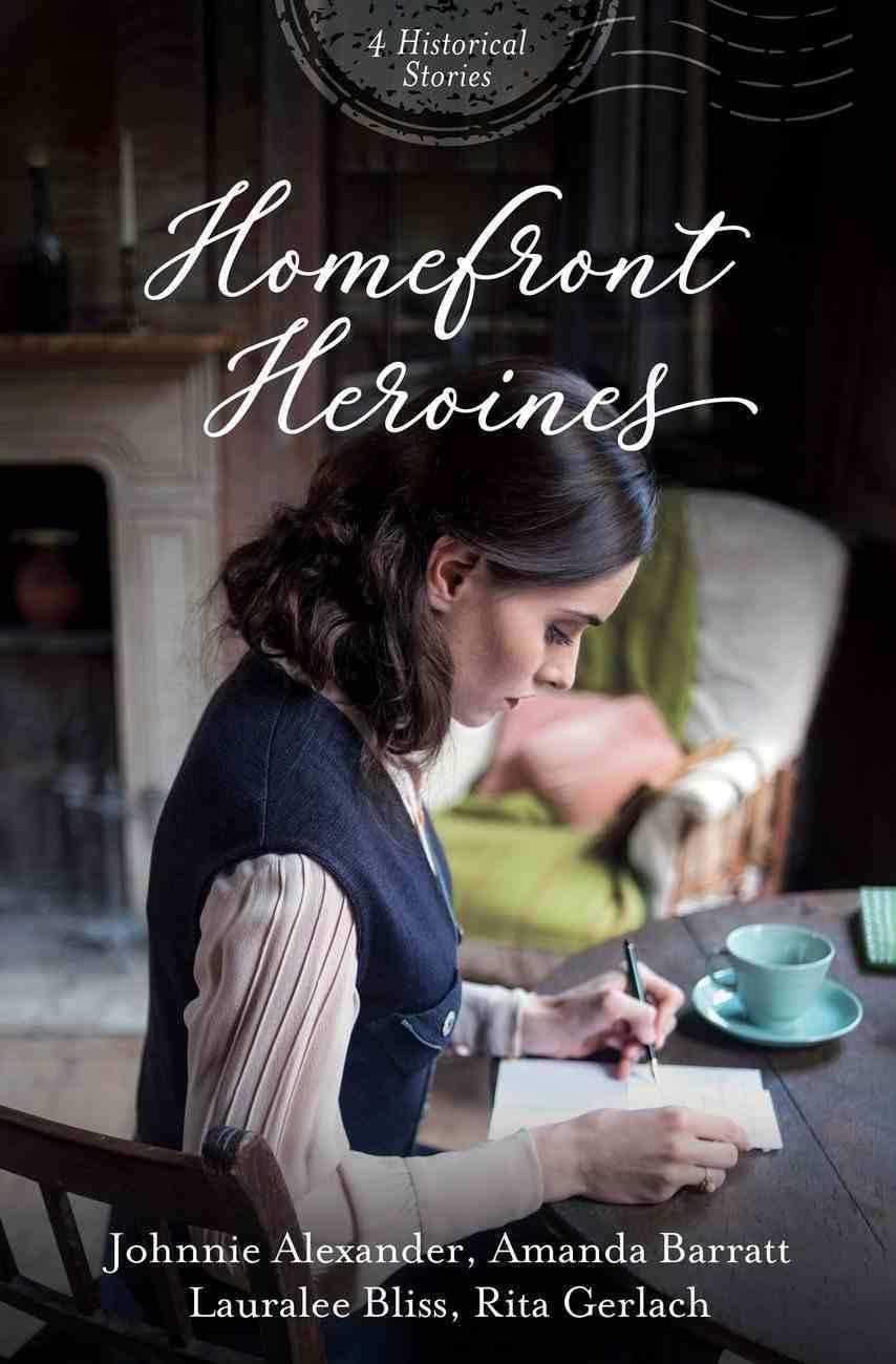 Homefront Heroines eBook