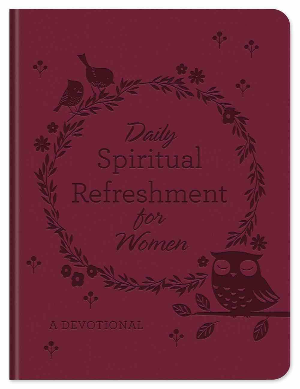 Daily Spiritual Refreshment For Women eBook