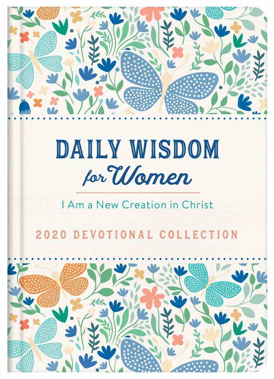 Daily Wisdom For Women 2020 Devotional Collection eBook