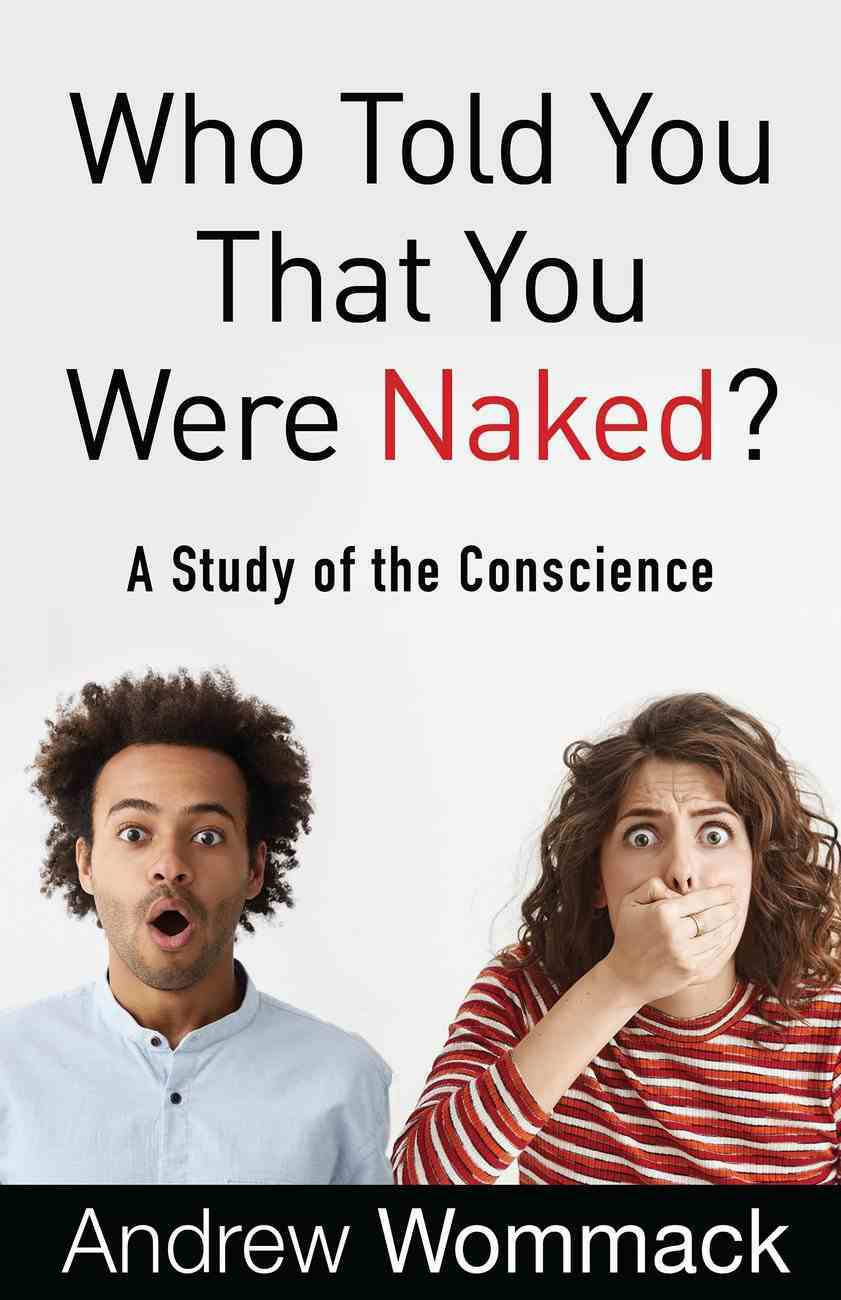 Who Told You That You Were Naked? eBook