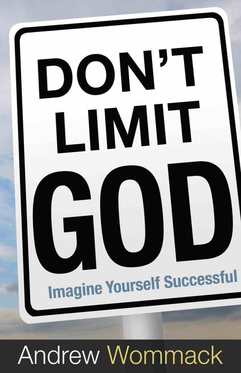 Don't Limit God eBook