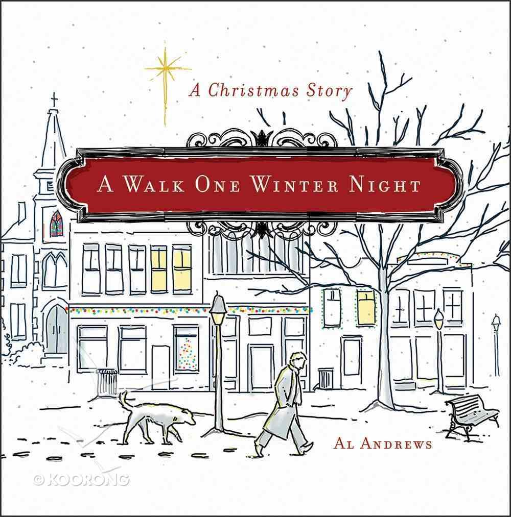 A Walk One Winter Night eBook