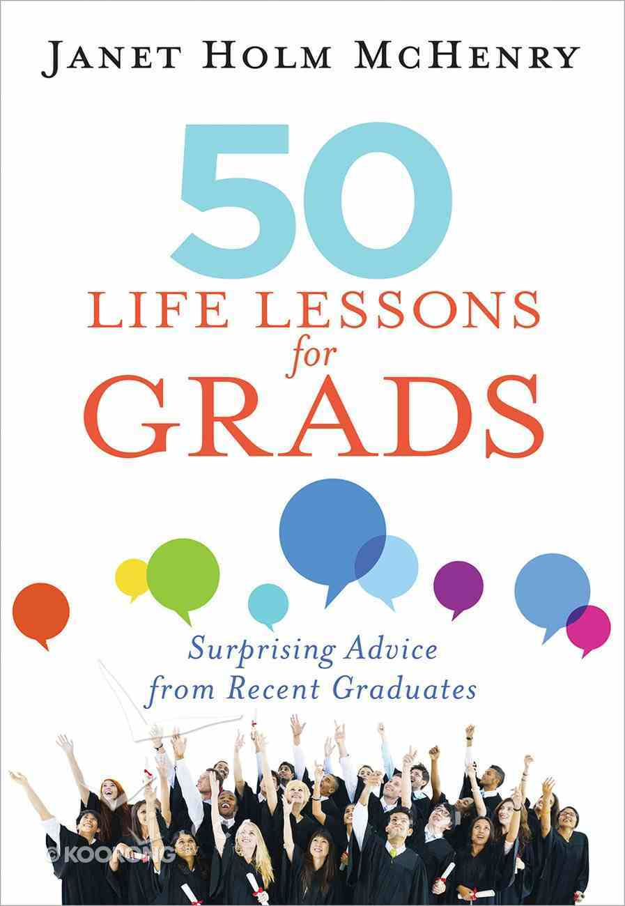 50 Life Lessons For Grads eBook