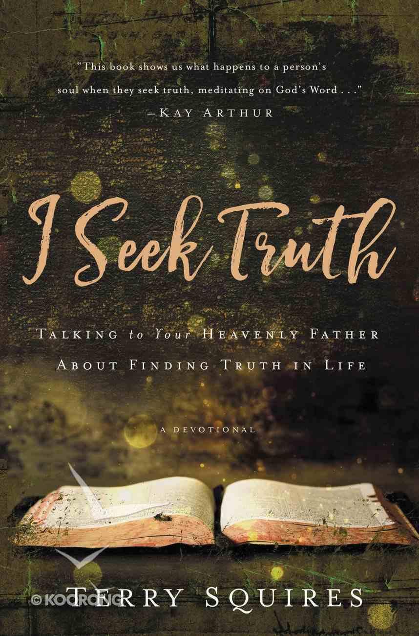 I Seek Truth eBook