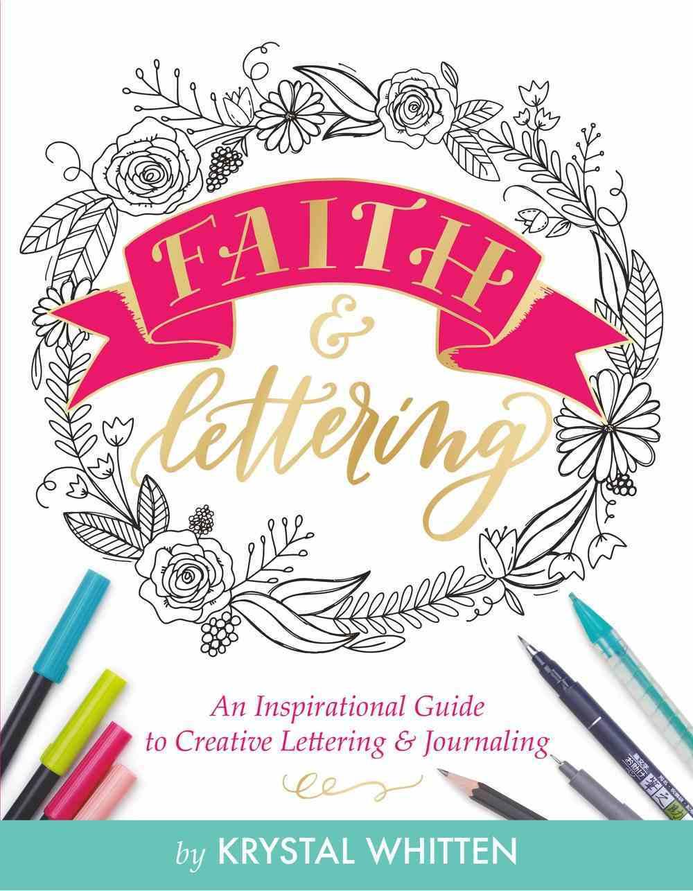 Faith & Lettering eBook