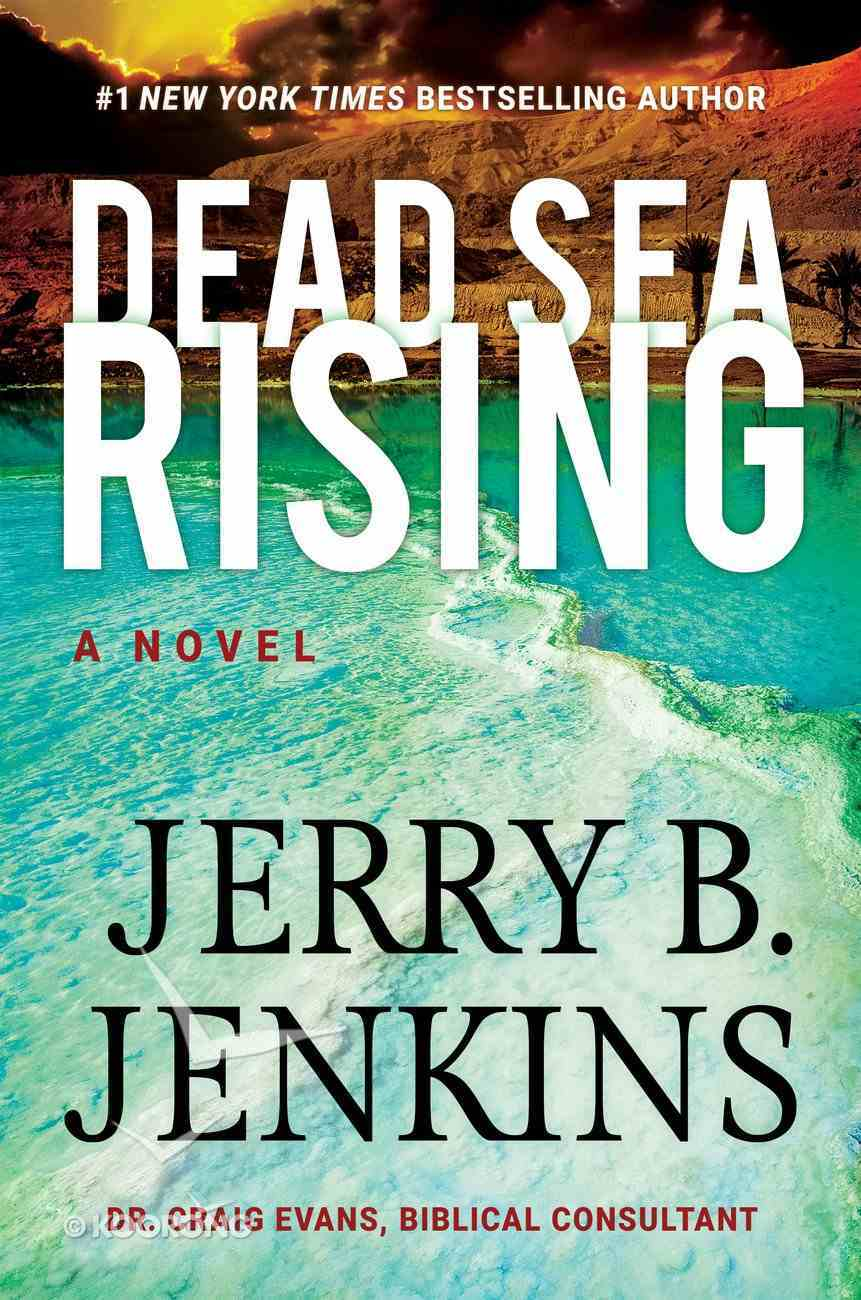 Dead Sea Rising (#01 in Dead Sea Chronicles Series) Paperback