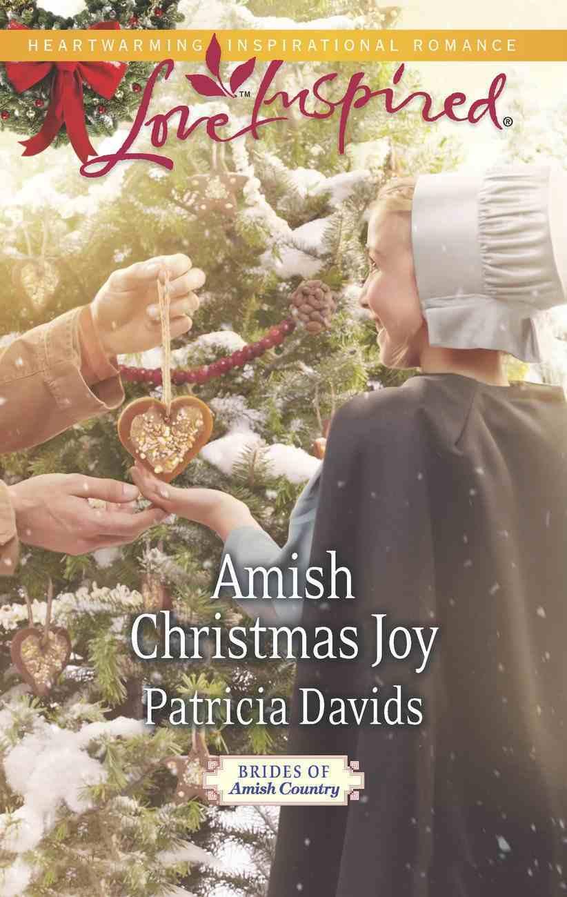 Amish Christmas Joy (Love Inspired Series) eBook