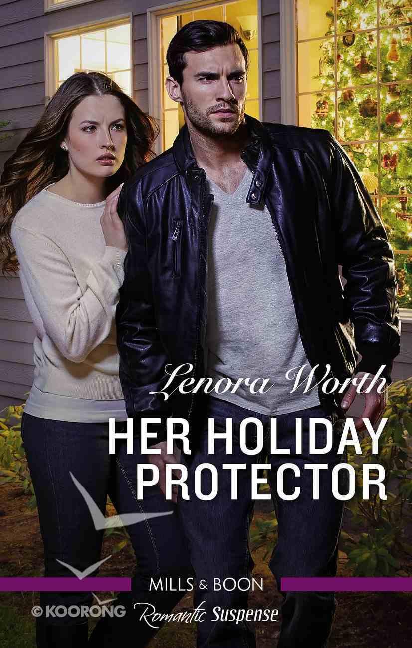 Her Holiday Protector (Men of Millbrook Lake) (Love Inspired Suspense Series) eBook