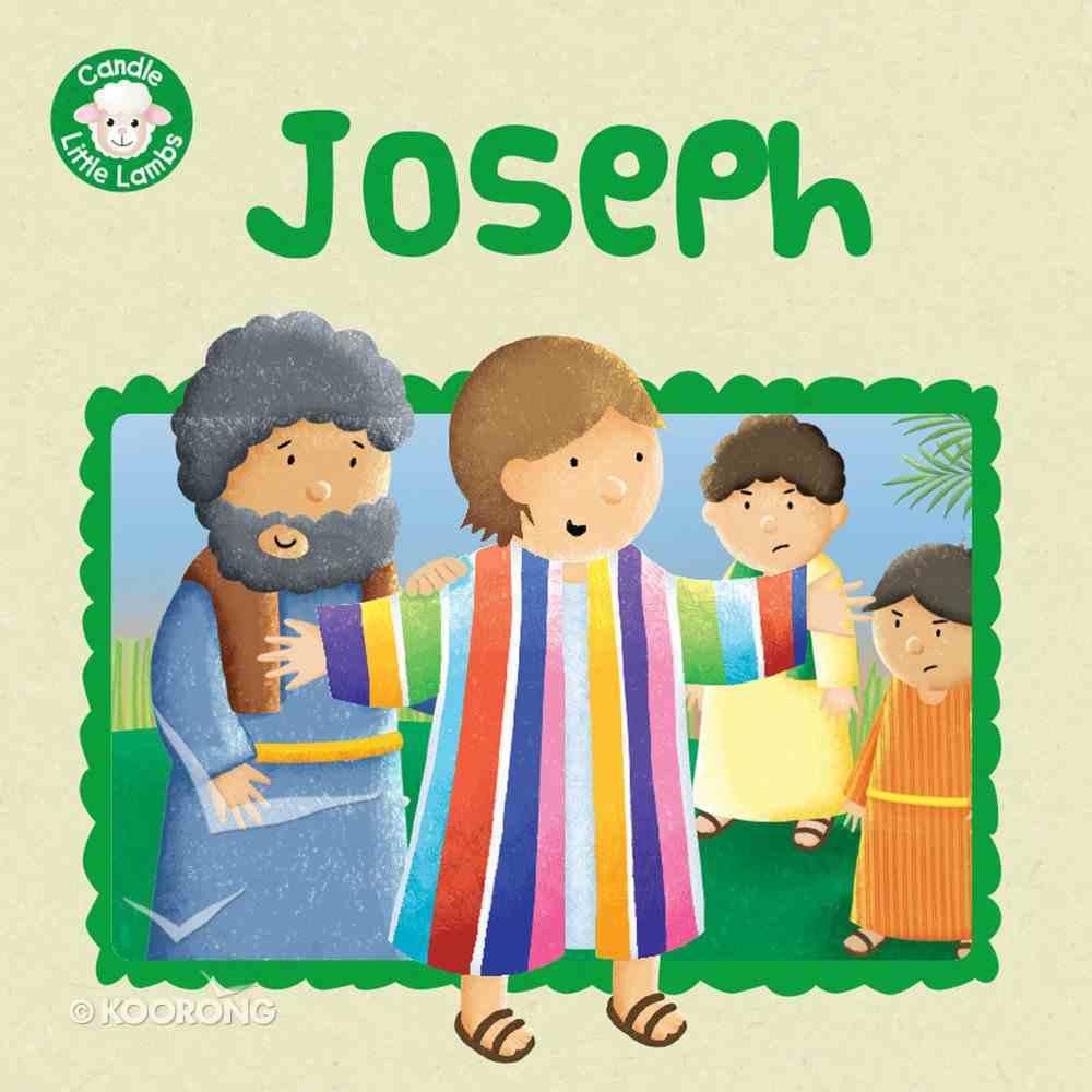 Joseph (Candle Little Lamb Series) Paperback
