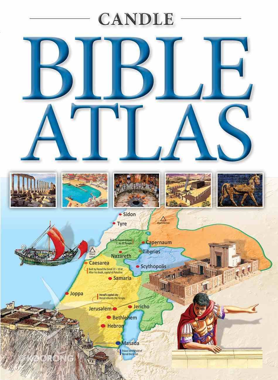 Bible Atlas (Candle Classic Series) Paperback