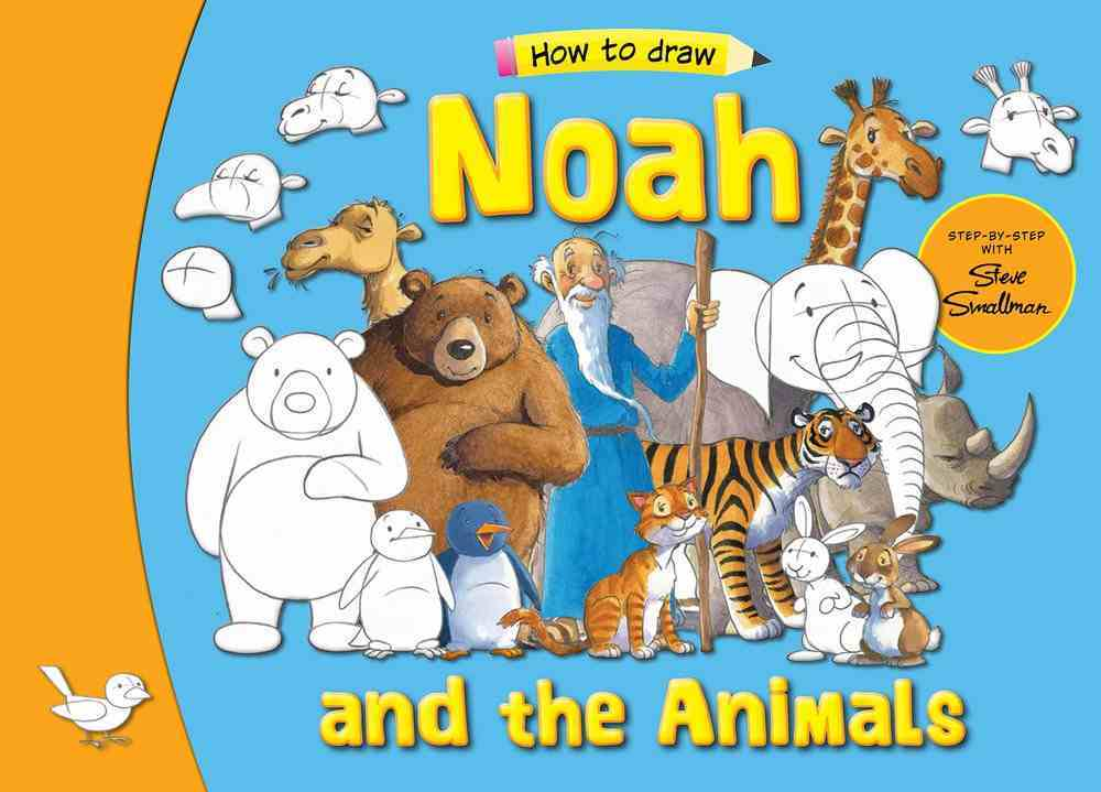 How to Draw Bible Stories: Noah Spiral