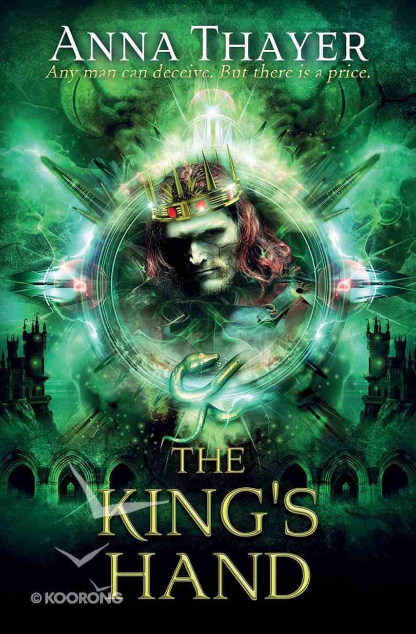 The King's Hand (#02 in Knight Of Eldaran Series) Paperback