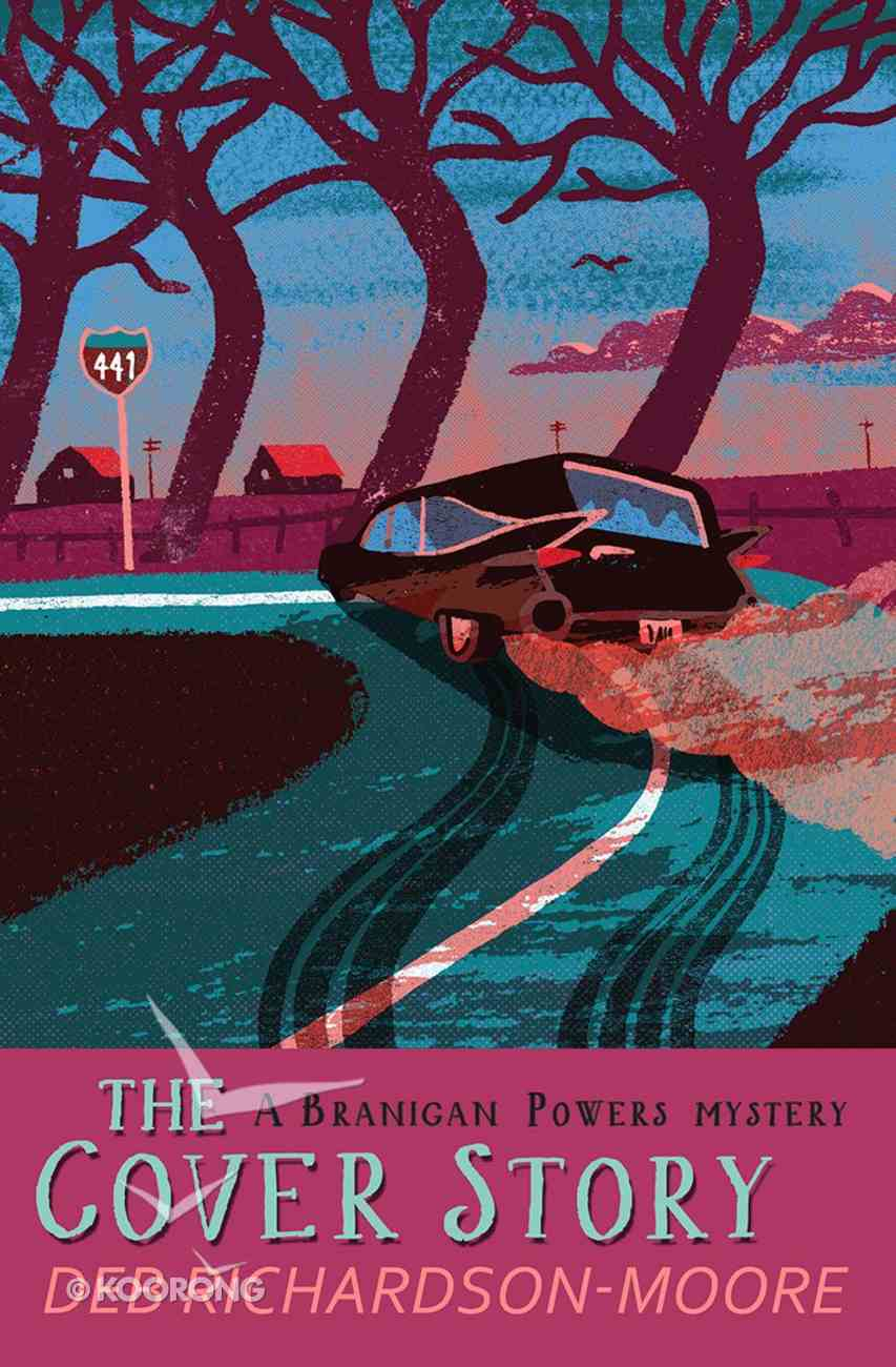 The Cover Story (#02 in A Branigan Powers Mystery Series) Paperback