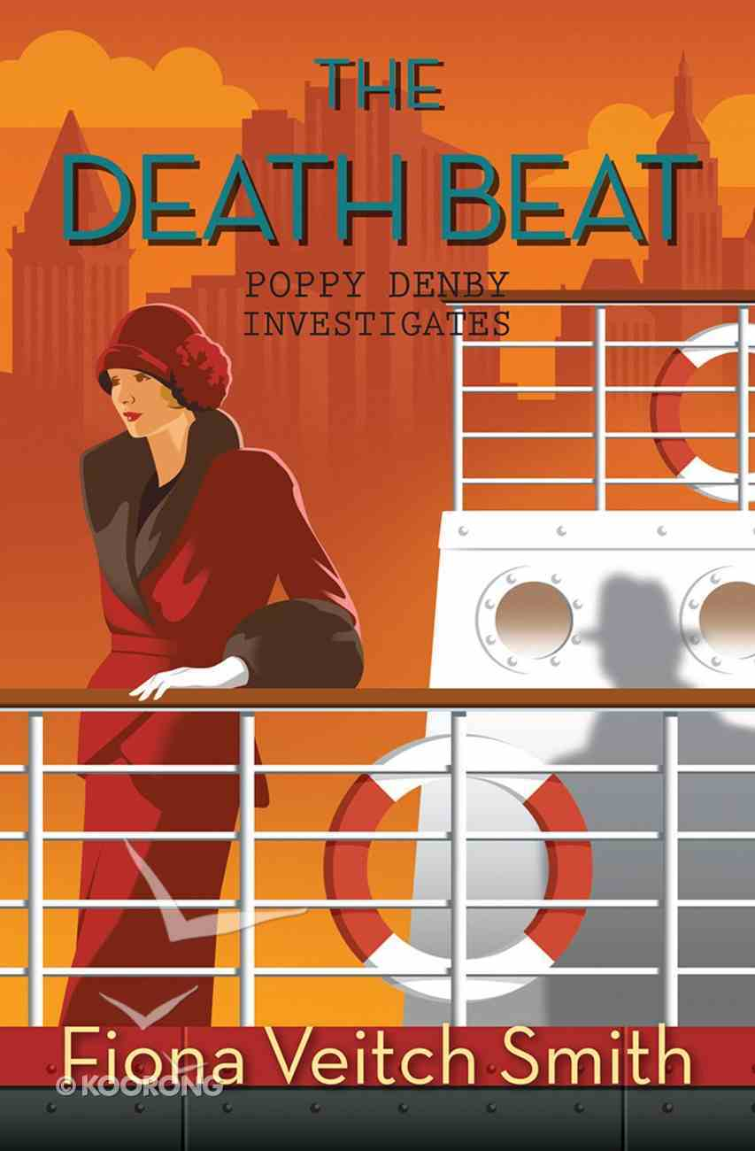 The Death Beat (#03 in Poppy Denby Investigates Series) Paperback