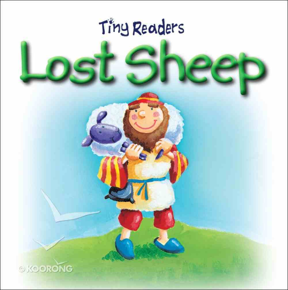 Lost Sheep (Tiny Readers Series) Board Book