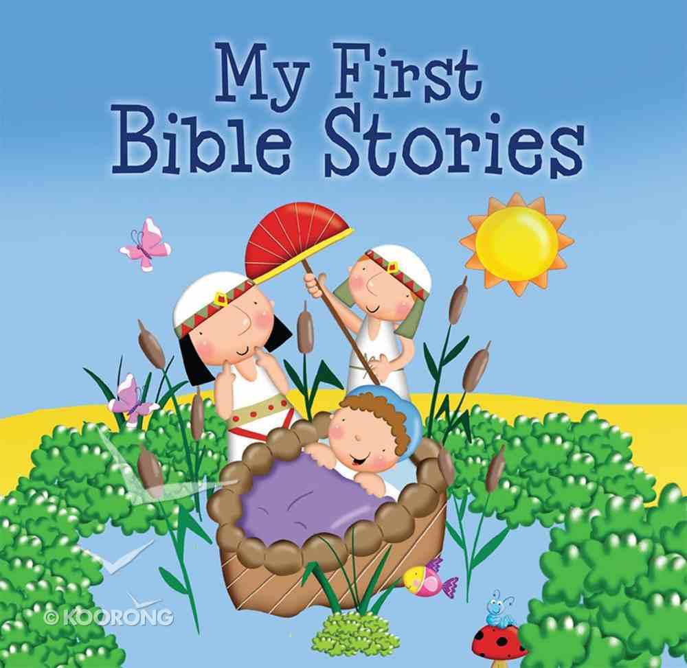 My First Bible Stories Spiral