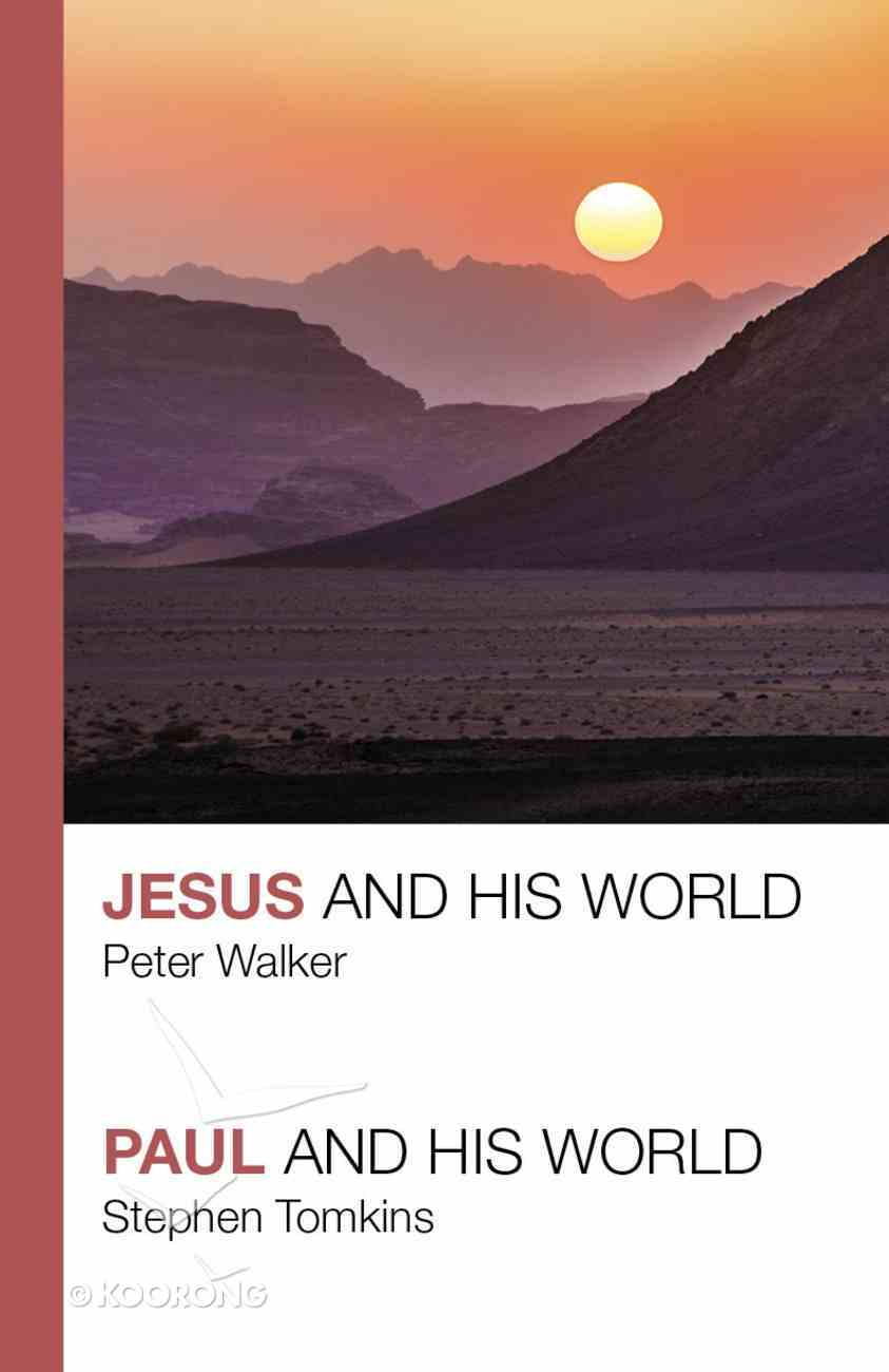 Jesus and His World - Paul and His World Paperback