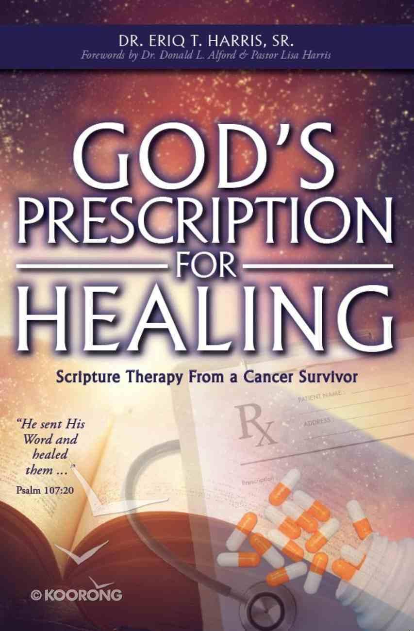 God's Prescription For Healing eBook