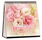 2020 Table Calendar: Proverbs Calendar