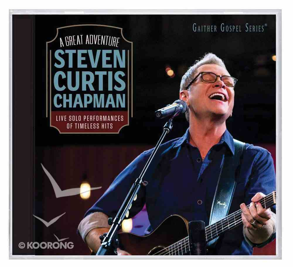 A Great Adventure: Live Solo Performances of Timeless Hits CD