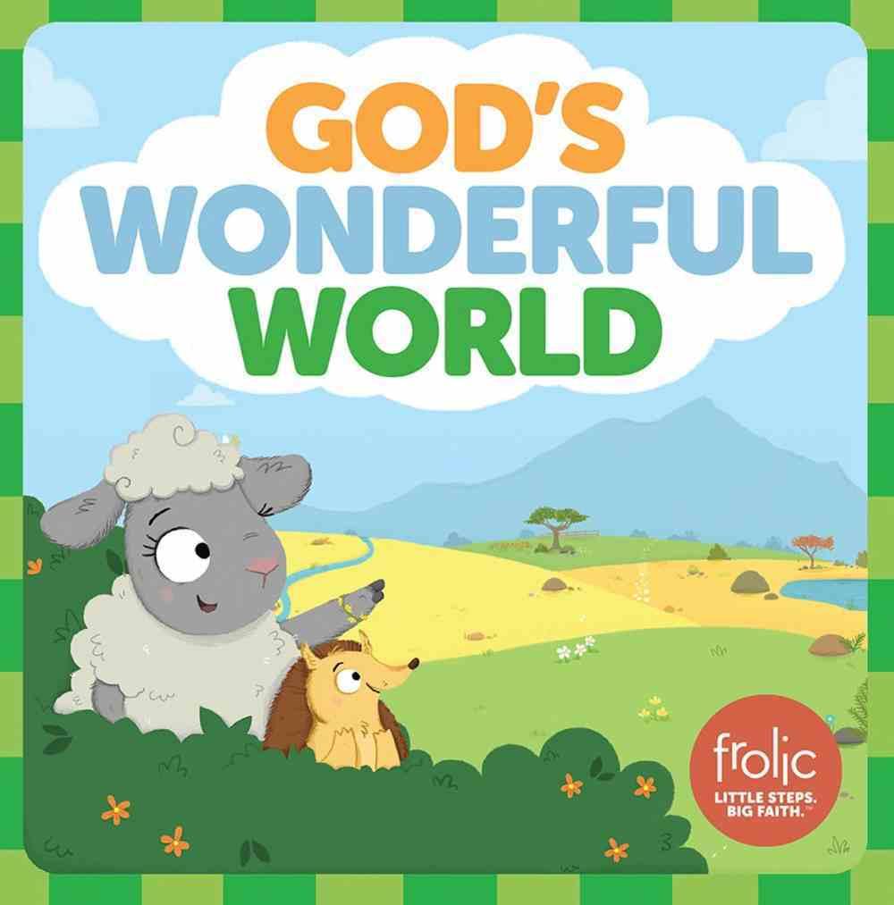 God's Wonderful World (Frolic Series) eBook