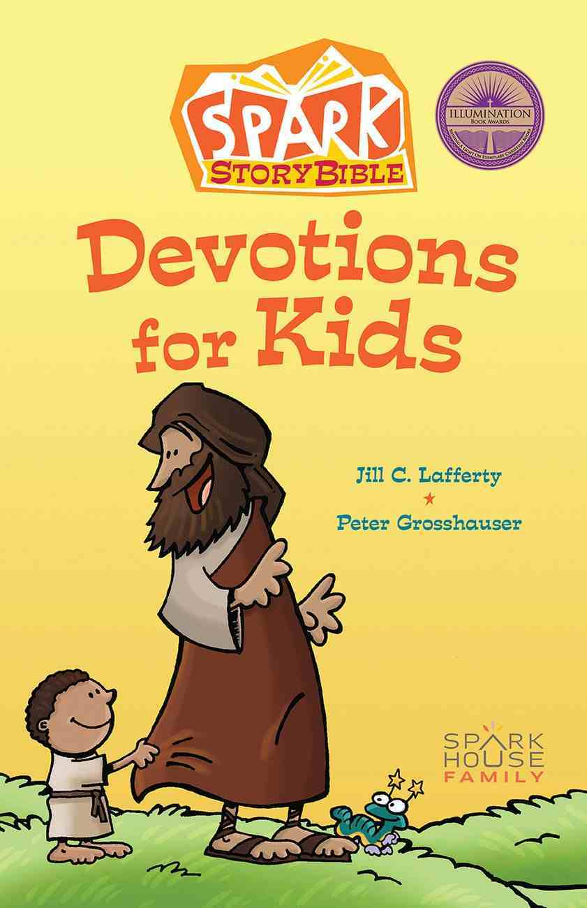 Spark Story Bible Devotions For Kids eBook