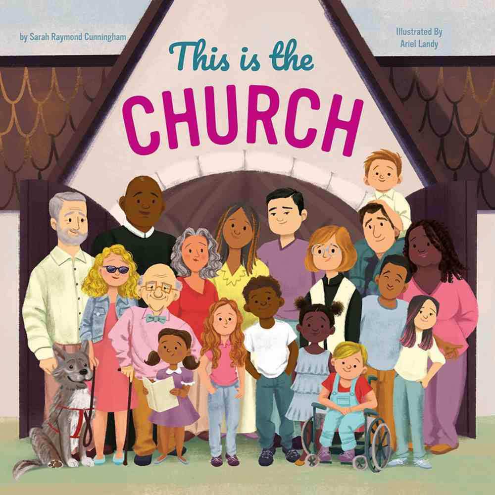 This is the Church Hardback