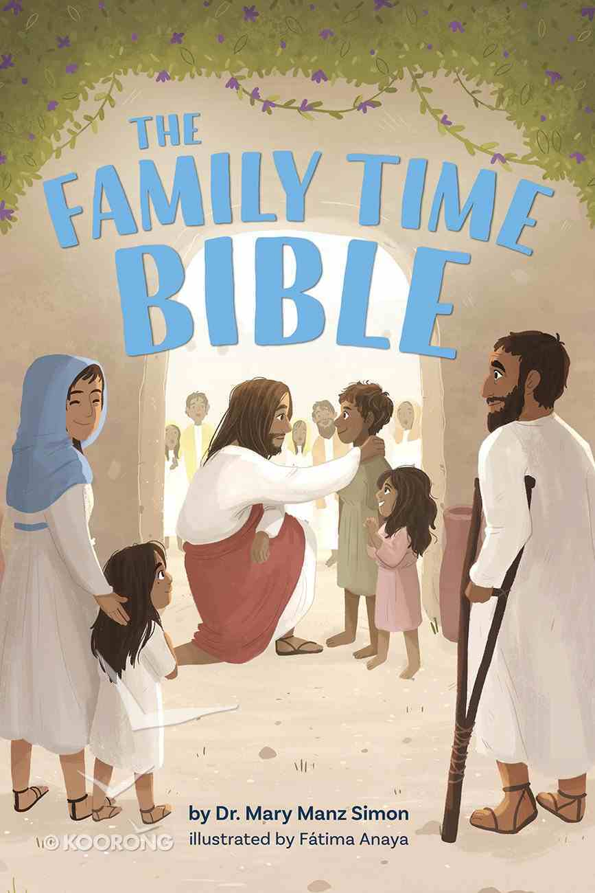 The Family Time Bible Hardback