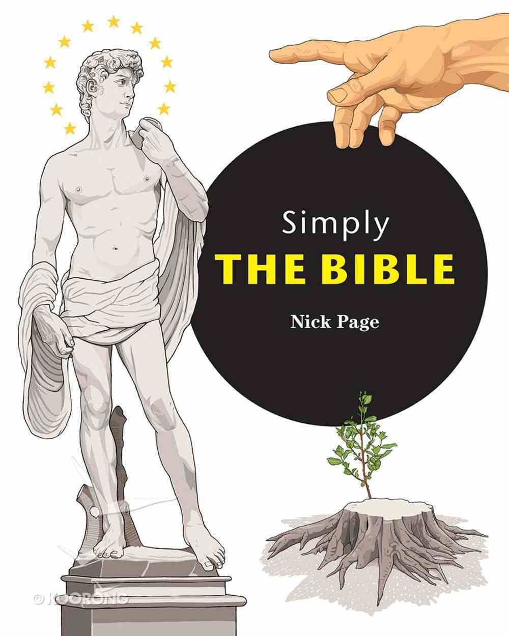 Simply the Bible Paperback