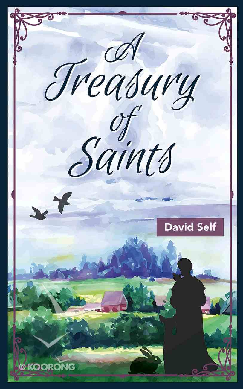 A Treasury of Saints Hardback