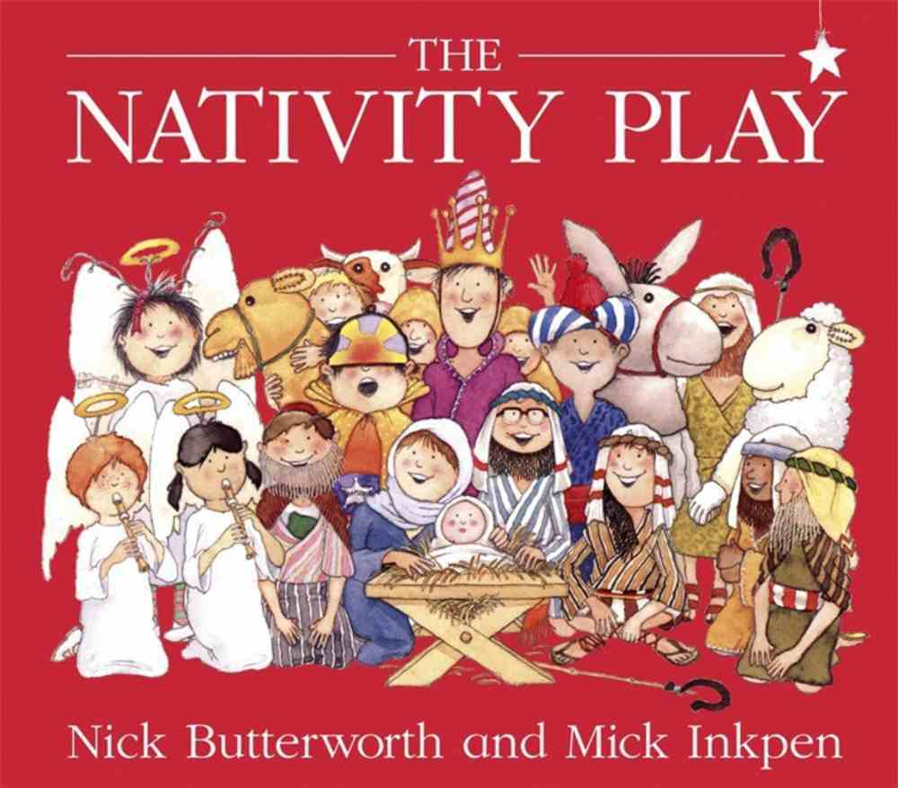 The Nativity Play Paperback