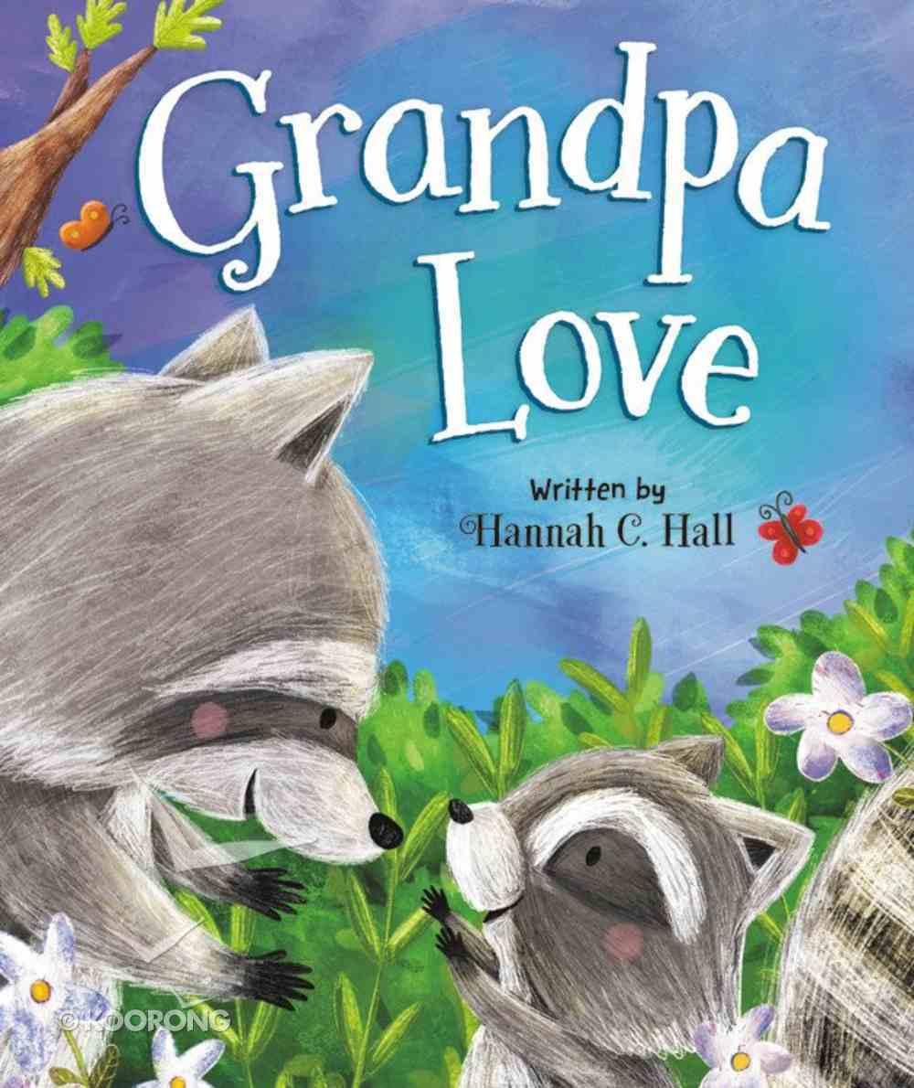 Grandpa Love Board Book